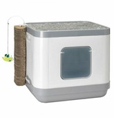 Туалет-домик для кошек Moderna Catconcept 47.5х39.5х43 см