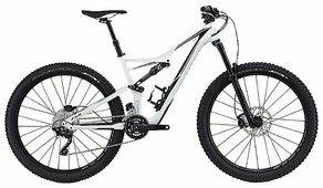 Горный (MTB) велосипед Specialized Stumpjumper FSR Comp Carbon 650B (2016)