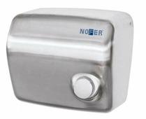 Сушилка для рук Nofer KAI с кнопкой 1500 W (01250.W / 01250.S / 1250.B) 1500 Вт