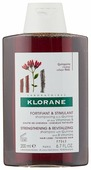 Klorane шампунь Strengthening&Revitalizing with quinine and B vitamins