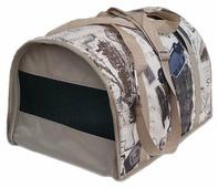 Переноска-сумка для кошек и собак Теремок ДР-2 45х30х35 см