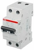 Автоматический выключатель ABB SH202L 2P (С) 4,5kA