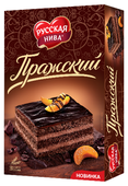 Торт Русская нива Пражский