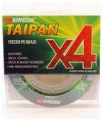 Плетеный шнур SIWEIDA TAIPAN FEEDER BRAID X4