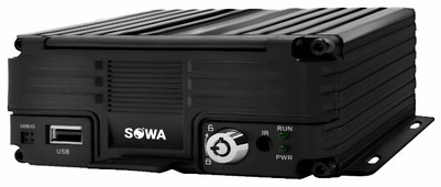 Видеорегистратор SOWA MVR 108GW, без камеры, GPS, ГЛОНАСС