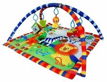 Развивающий коврик La-Di-Da Веселый зоопарк