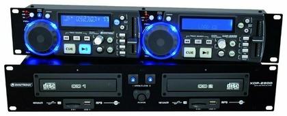 DJ CD-проигрыватель Omnitronic XDP-2800