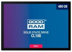 Твердотельный накопитель GoodRAM SSDPR-CL100-480-G2
