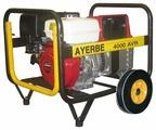 Бензиновый генератор Ayerbe AY 6000 H AVR (5600 Вт)