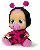 Пупс IMC toys Cry Babies Плачущий младенец Леди Баг, 31 см, 96295