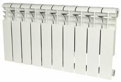 Радиатор алюминиевый ROMMER Profi AL 350