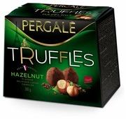 Набор конфет Pergale Truffles Hazelnut 200 г