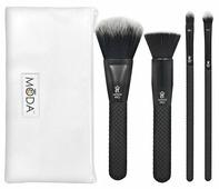 Набор кистей Royal & Langnickel Moda Pro 5pc Complete Kit, 4 шт.