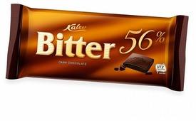 Шоколад Kalev Bitter горький 56%