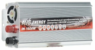 Инвертор AVS IN-1500W