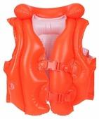 INTEX 58671 Жилет надувной оранжевый, 3-6 лет.