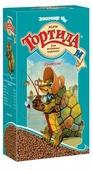 Сухой корм Зоомир Тортила-М гранулы для водных черепах для рептилий