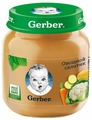 Пюре Gerber Овощной салатик (с 5 месяцев) 130 г, 1 шт