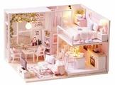 Dolemikki кукольный домик ZQW15