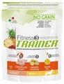 Корм для собак TRAINER Fitness3 No Grain Adult Mini Rabbit and potatoes dry