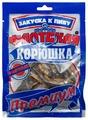 Рыбные снэки Флотская Корюшка премиум солено-сушеная 40 г