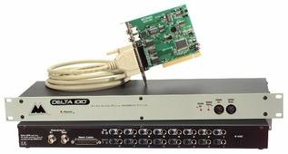 Внутренняя звуковая карта с дополнительным блоком M-Audio Delta 1010