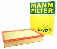 Панельный фильтр MANNFILTER C4312/1