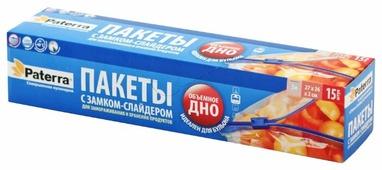 Пакеты для замораживания Paterra 109-004