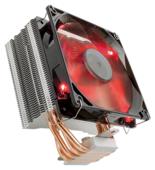 Кулер для процессора Reeven E12 Red LED
