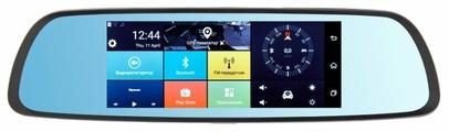 Видеорегистратор Dunobil Spiegel Smart Duo 4G, 2 камеры, GPS