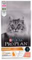 Корм для кошек Purina Pro Plan Elegant для здоровья кожи и шерсти, для вывода шерсти, с лососем