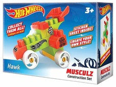 Конструктор Bauer Hot Wheels 711 Musculz Hawk