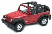 Внедорожник Welly Jeep Wrangler Rubicon (42371)