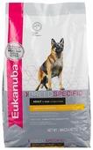 Корм для собак Eukanuba Breed Specific Немецкая овчарка для здоровья кожи и шерсти, курица