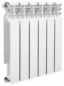 Радиатор секционный биметаллический Lammin Eco BM-500-80