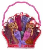 Набор кукол Simba Русалочки-близняшки, 7 см, 5733765