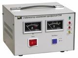 Стабилизатор напряжения однофазный IEK СНИ1-2 кВА
