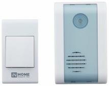Звонок с кнопкой In Home ЗБ-2 электронный беспроводной (количество мелодий: 32)