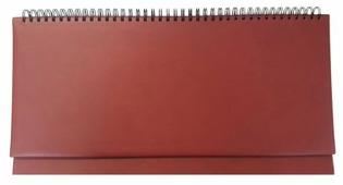 Планинг Проф-Пресс Глосс 56-1504 недатированный, искусственная кожа, 56 листов