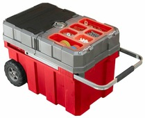 Ящик-тележка KETER Master pro sliding (17191709) 61.6x37.8x41.5 см