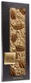 Шоколад chocoMe белый с орехом пекан, лиофилизированной карамелью и копченой морской солью