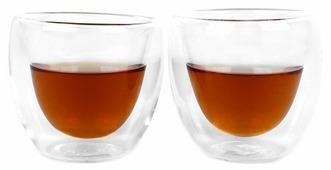 Bellavita Набор чашек с двойными стенками 2 шт 80 мл