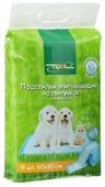 Пеленки для собак впитывающие Triol на липучках 30551007 90х60 см