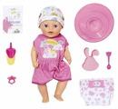 Интерактивная кукла Zapf Creation Baby Born 36 см Девочка Нежное прикосновение 827-321