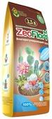 Грунт ZeoFlora влагорегулирующий для кактусов и суккулентов 2.5 л.