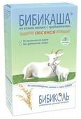 Каша БИБИКОЛЬ молочная БИБИКАША овсяная на козьем молоке (с 5 месяцев) 200 г