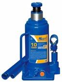 Домкрат бутылочный гидравлический KRAFT КТ 800018 (10 т)