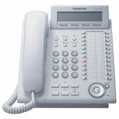 VoIP-телефон Panasonic KX-NT343 белый