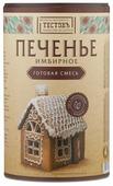 ТЕСТОВЪ Смесь для выпечки имбирного печенья, 0.4 кг
