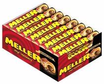 Ирис Meller Тирамису шоколад 24 шт.